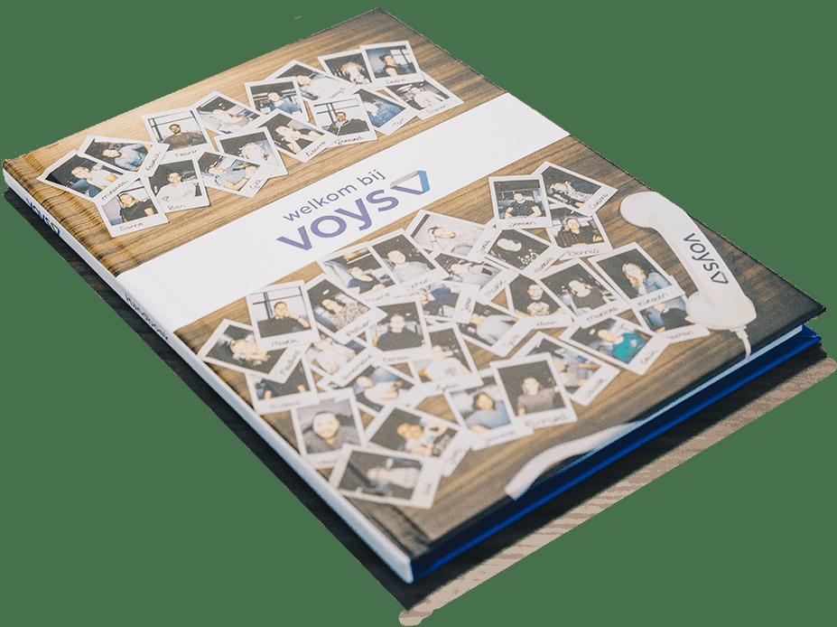 Voys handboek 2018 cover