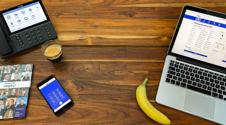 VoIP: zakelijke telefonie | klantbeoordeling: 8.9 | Voys